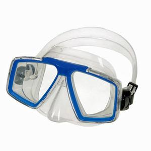 How diving mask are made.
