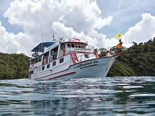 Wicked Diving Thailand - Staff Trip!!!