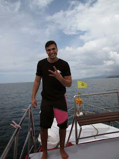 Thailand Divemaster Course - 2013