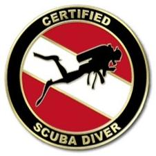 12 Step Program for Scuba Divers