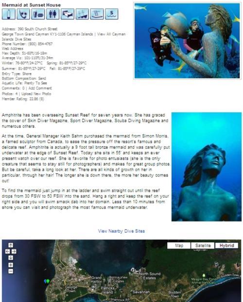 Over 3000 Scuba Dive Sites on DiveBuddy.com