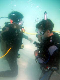 Dive Master Training DMT, Training completed. I am a Dive Master! (Day 55)