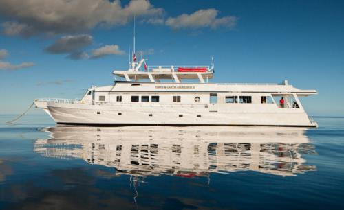 Win a Trip on the TCI Aggressor II and Support the Turks & Caicos Reef Fund