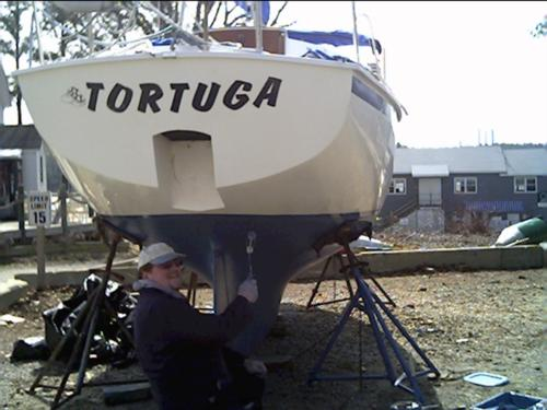 Time for a Change of Equipment (Boat Related)