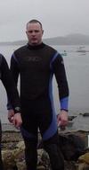 Karl from Bethune Saskatchewan | Scuba Diver