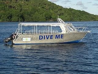 Mad Fish Dive Centre @ Matava Unveils New Dive Boat