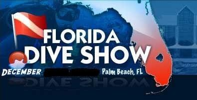 Free tix to Florida Dive Show Dec 3/4 (west palm beach) register before Sept 15