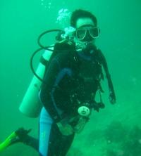 Boracay, Philippines Dive