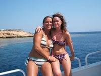 Sharm, Egypt - Boat Trip