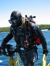 Barclay from Eldersburg MD | Scuba Diver