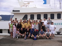 Great Barrier Reef, Liveaboard Spirit of Freedom