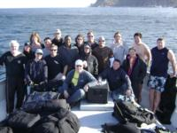 Roddenberry Dive Team Event A Success!