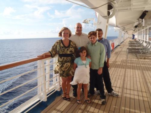 Cruise from New Orleans to Progresso and Cozumel
