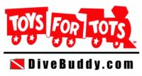 DiveBuddy.com & Scuba Divers Help Toys For Tots