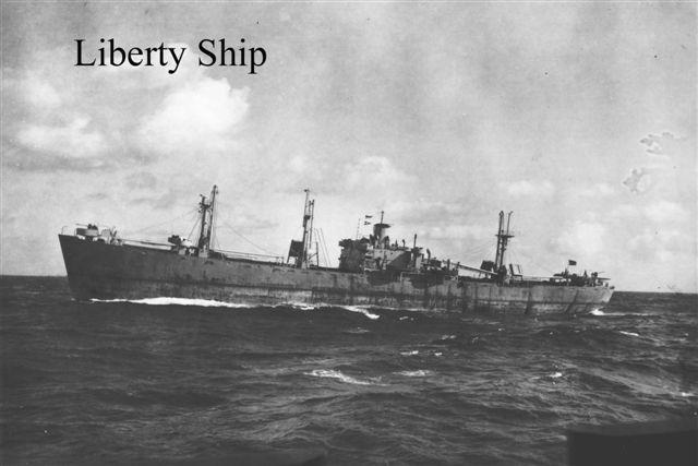 theodore parker  liberty ship   ar-315