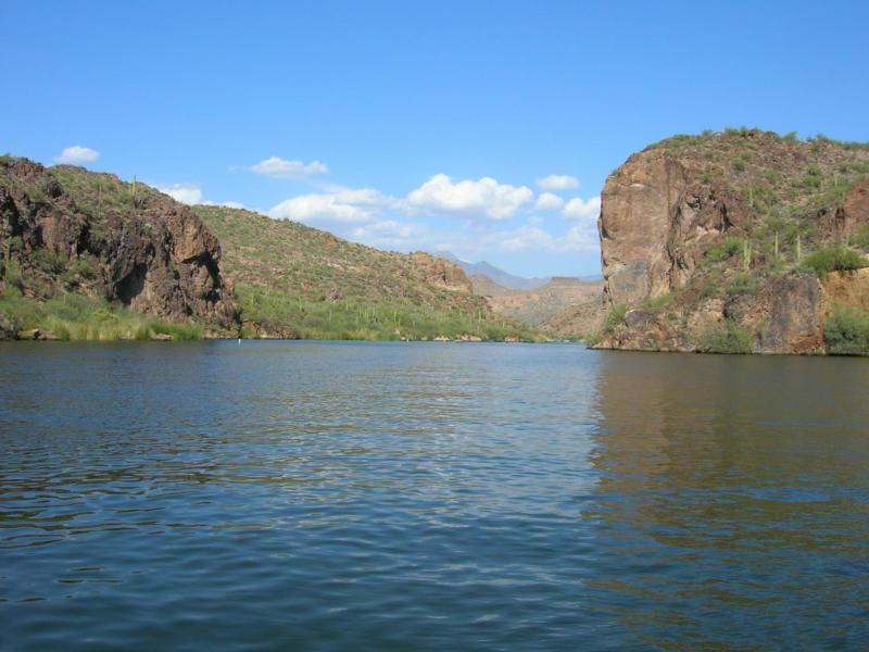 Saguaro lake fountain hills az for Saguaro lake fishing