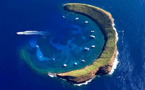 Molokini Crater - Molokini