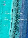 Underwater map