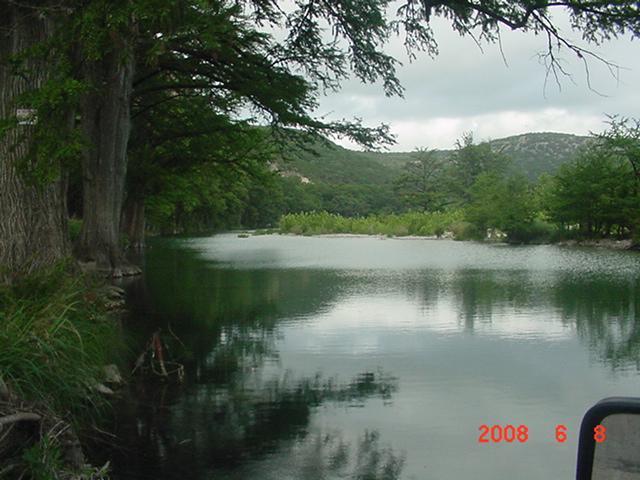 Frio River- Garner State Park / Magers' River Camp - Concan TX