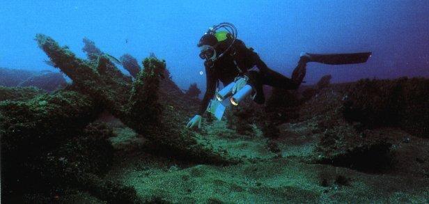 Lidador (Wreck Dive) - Angra, Terceira, Azores - 2