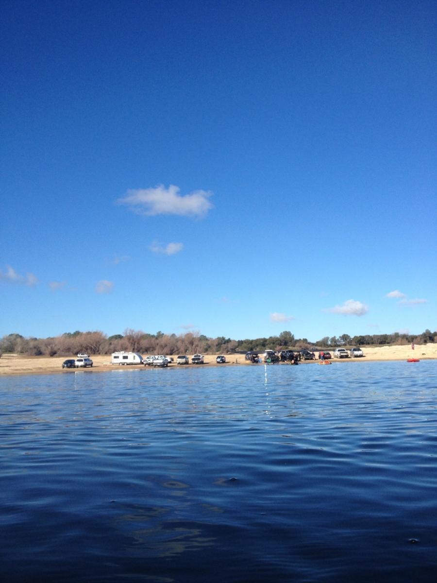 Folsom lake 5 ramp folsom ca for Folsom lake fishing