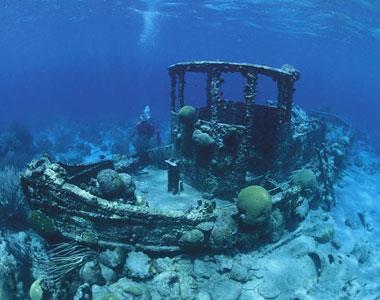 Tugboat Wreck - Tugboat Wreck