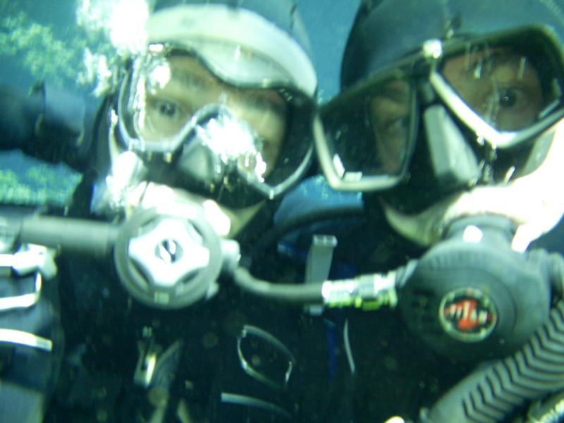 Father & Son Dive