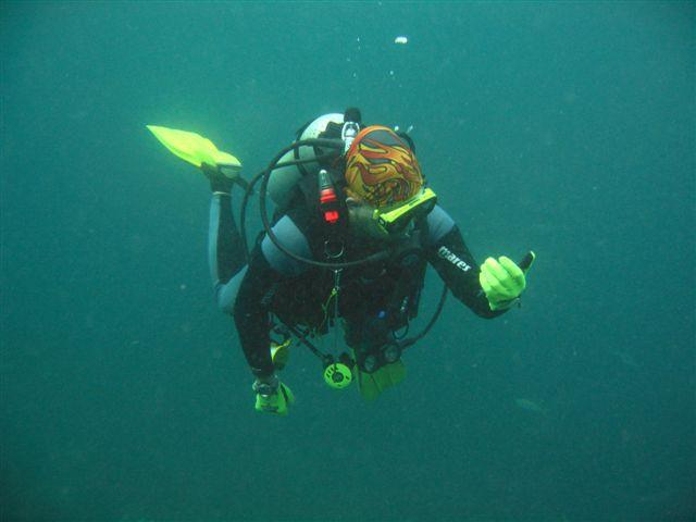 Diving in Phuket Thailand
