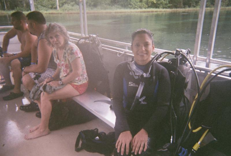 Pro American Dive trip