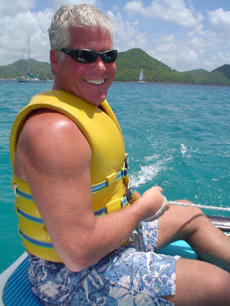 Windsailing St.Lucia