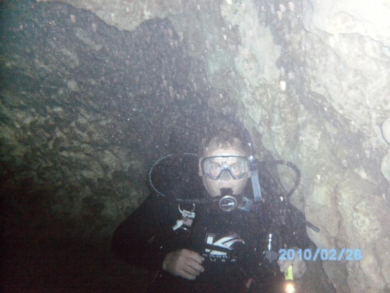 Dave (Diver763) Devil's Den