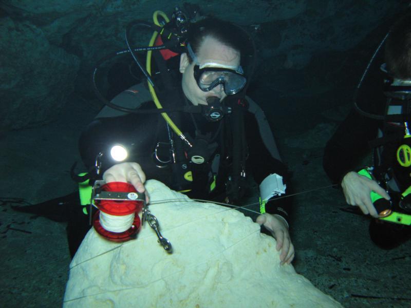 Ginnie Springs Cavern Course