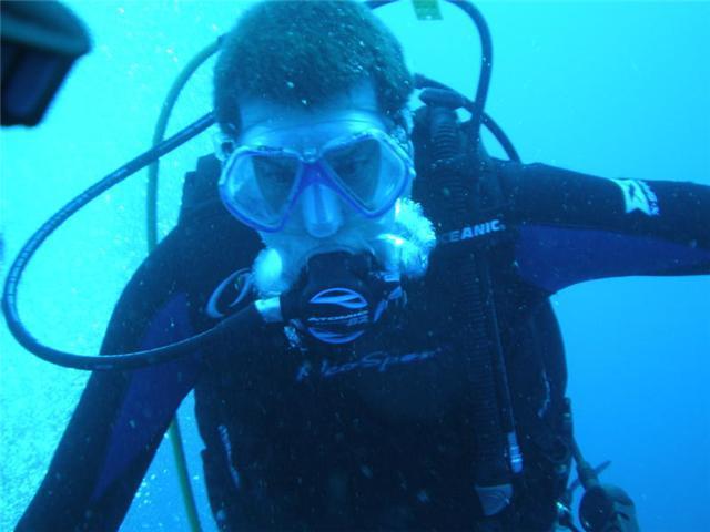 120' deep in Pompano