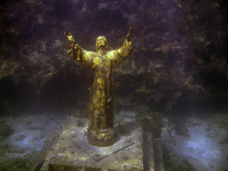 Christ of the Abyss - Key Largo, FL