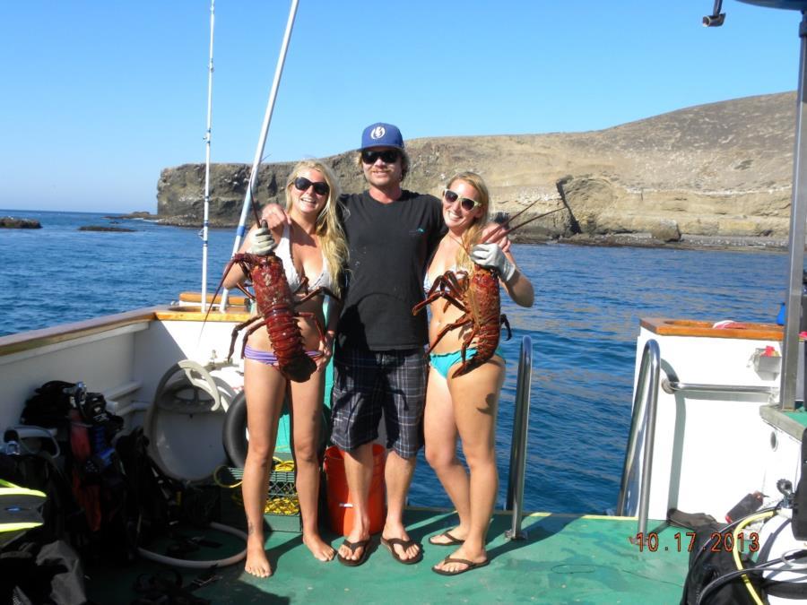 2013 Channel Islands Dive Trip