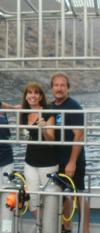Steve and Faye