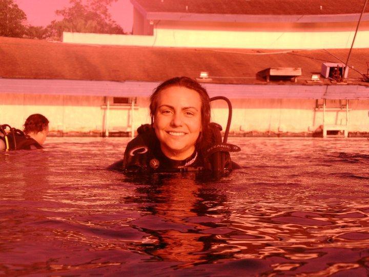 Myself at Weeki Wachee 8/13/11