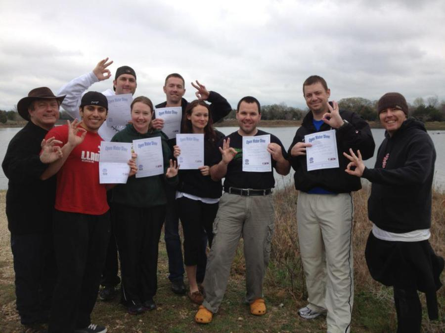 Congratulations to International Scuba's newly certified Open Water Divers!!!