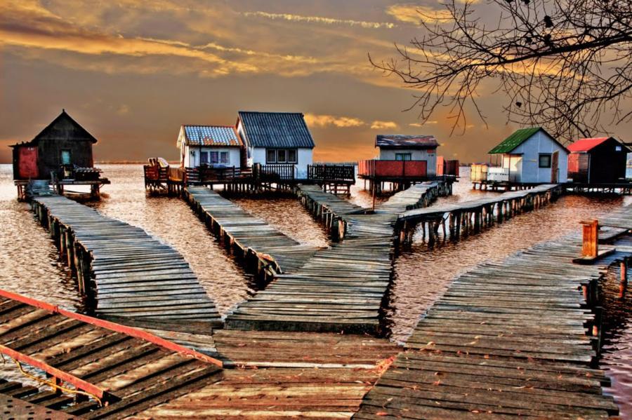 Bokod Hungary Lake Houses