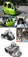 AirPod - Vehicle that runs on compressed air