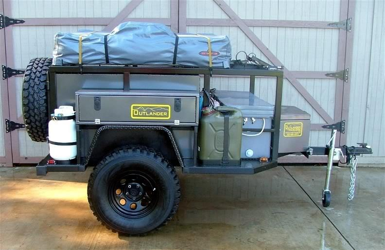 Ultimate Trailer For Hauling Scuba Diving Gear