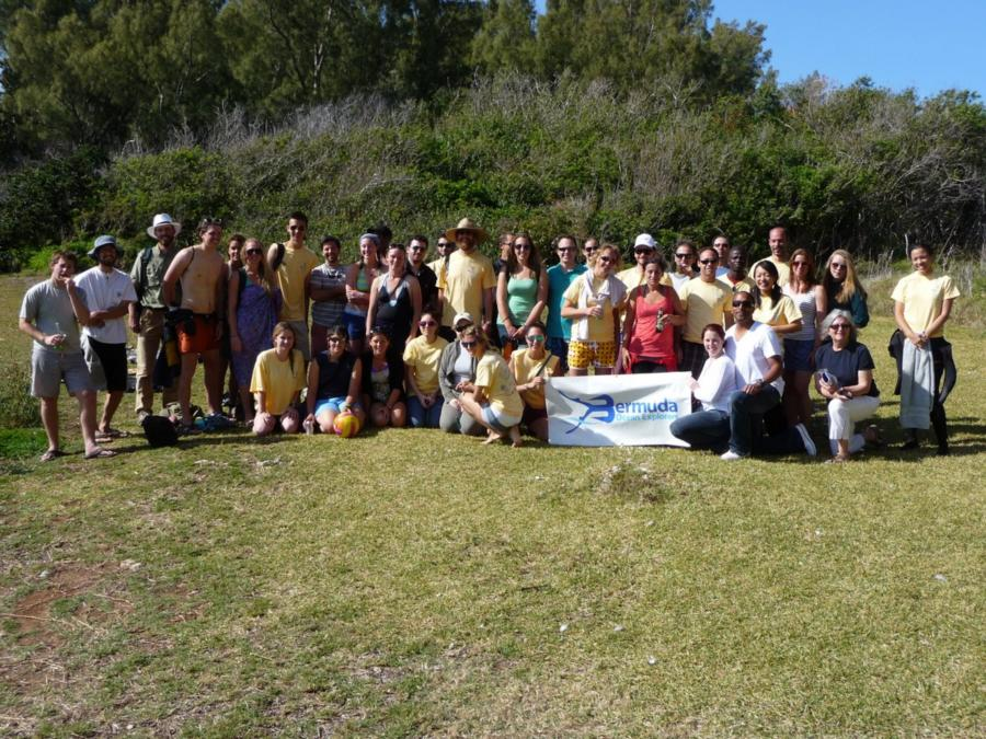 April 15, 2012 - Whalebone Bay Marine Debris Cleanup