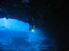 Blue Grotto Cavern Diving