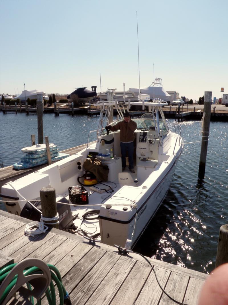 2011 Dive Boat