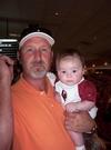 Me and my new Grandson Hayden