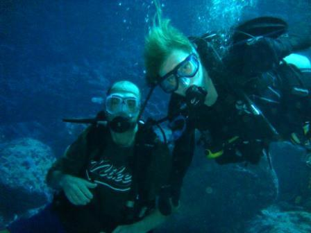 Grotto Dive Buddies