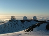 Mauna Kea - View from Canada France Hawaii Telescope