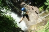 165` drop waterfall repelling Costa Rica