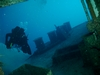 Roatan wreck diving
