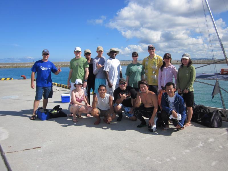 Diving Rukan Atoll Okinawa Japan